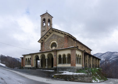 Santuario di Isasca
