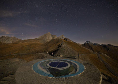 Le stelle al Colle dell'Agnello
