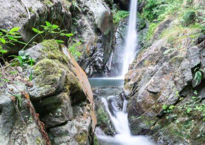 La cascata di Rore di Sampeyre